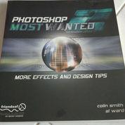 Buku Photoshop Most Wanted