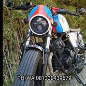 Motor Custom Japstyle 225cc (Scorpio)