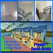 Rumah Murah Syafira Serpong Residence (21337415) di Kota Jakarta Selatan