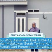 KPR BTN Suryajaya Murah Siap Huni, Daerah Tangerang, DP Bisa Cicil