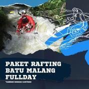 PAKET RAFTING BATU MALNG FULLDAY