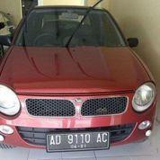 Daihatsu Ceria KX 2005 Warna Merah