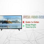 Minat Cicilan TV LED Dengan Proses Kilat Dapat Barangnya Langsung