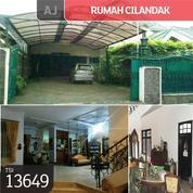 Rumah Cilandak, Jakarta Selatan, 717 M, 2 Lt, SHM (21358015) di Kota Jakarta Selatan