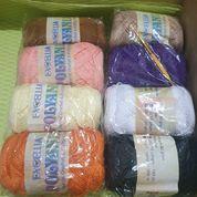 Benang Exoellia Polyando For Crochet & Knitting (21363275) di Kota Jakarta Barat