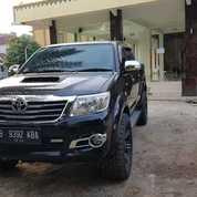 Toyota Hilux Type V Diesel A/T Tahun 2014 (21365583) di Kota Jakarta Selatan