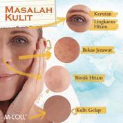 M-COLL Collagen Candy Suplement Penambah Collagen Dalam Bentuk Permen