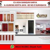 Pintu Dan Kusen WPC Duma Door + Jasa Pemasangan (Harga Sendiri) (21372607) di Kota Surabaya