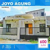 Rumah Murah Luas 112 Di Joyo Agung Dinoyo Kota Malang _ 467.19 (21377915) di Kota Malang