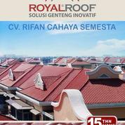 ROYAL Roof Atap UPVC