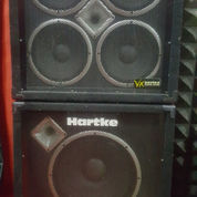 Hartke Bass Cabinet
