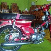 Honda Supercap 700