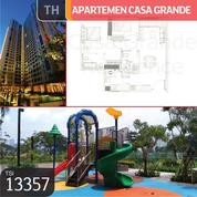 Apartemen Casa Grande, Tower Bella, Jakarta Selatan, 88 M, Lt 33, PPJB (21386523) di Kota Jakarta Selatan