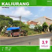 Tanah Hook Poros Jalan Luas 468 Di Kaliurang Lowokwaru Kota Malang _ 469.19