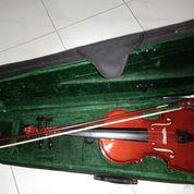 Biola Yamaha Ukuran 1/4 Violin Yamaha 1/4 (21390519) di Kota Tangerang
