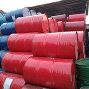 Drum Ex Produksi Pabrik Plastik Besi Ukuran 150 200liter (21399155) di Kota Tangerang