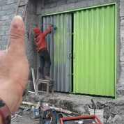 Pintu Pagar Tralis Dan Kanopi (21400003) di Kota Semarang