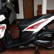 Motor Bekas Semarang Honda Vario 125 Tahun 2015 Pajak Baru