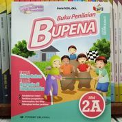 Buku BUPENA SD/MI Kelas 2A-2B Revisi K13N