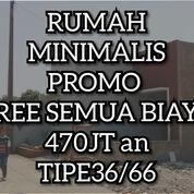 Rumah Minimalis Promo Free Biaya Di Jatiasih Bekasi (21404263) di Kota Bekasi