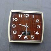 Jam Dinding RHYTHM 4 Jewels Transistor Clock (21409615) di Kota Jakarta Barat