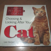 Choosing and Looking After Your Cat Handy Petcare Guides (2141149) di Kota Jakarta Timur