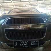 Chevrolet Captiva 2.0 AT FL (Diesel) - FWD Pearl White 2012 (21415003) di Kota Jakarta Selatan