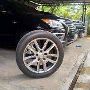 Velg Replika Lexus LX 570 LC 5/150 R 22 Smoke Silver Ori (21418207) di Kota Jakarta Timur
