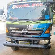 Dump Truck Hino Model FM260JD Tahun 2013 (21419763) di Kota Jakarta Timur
