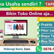 Jasa Buat Website Toko Online Rp 999.000