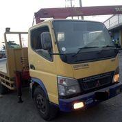 Truck Crane Mitsubishi Colt Diesel 125PS Kapasitas 3 Ton (21425479) di Kota Jakarta Timur