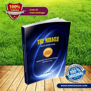 Buku The Miracle - Memprogram Pikiran Meraih Impian Dengan Mudah (21430523) di Kab. Banyuwangi