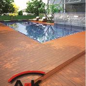Conwood Flooring (Lantai) + Jasa Pemasangan (Harga Sendiri)