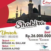 Paket Umroh Murah Mekkah Madina (21433155) di Kota Surabaya