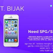 Need Spg/Spb Aplikasi Akulaku Area Jabodetabek (21436087) di Kota Jakarta Timur