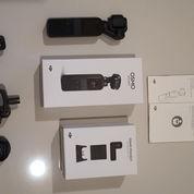 DJI Osmo Pocket + Expansion Kit + Charging Case (21439287) di Kota Jakarta Timur