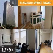 Office Alamanda Tower, Jakarta Selatan, 78 M, PPJB (21442031) di Kota Jakarta Barat