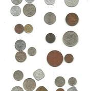 Koin2 Langka Dari Mancanegara Th 1918-1940.