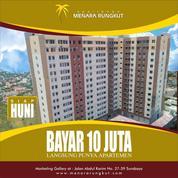 Apartemen Menara Rungkut Surabaya Cicilan 100 Ribu Perhari (21452887) di Kota Surabaya
