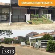 Rumah Metro Permata, Tangerang, 10x18m, 1 Lt, SHM (21454011) di Kota Tangerang
