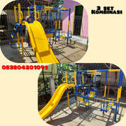 Mainan Ayunan Tiga Set Kombinasi (21456891) di Kota Bekasi