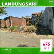 Tanah Kavling Luas 160 Daerah Jetis Landungsari Kota Malang _ 483.19 (21471231) di Kota Malang