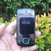 Hape Jadul Nokia 6600 Slide Seken Mulus Langka Kolektor Item (21477427) di Kota Jakarta Pusat