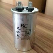Kapasitor Merek KC Ukuran 50 UF ( Micro)