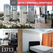 Royale Springhill Apartment, Cluster Magnolia, Jakarta Utara, 73 M, Lt 18, HGB (21479779) di Kota Jakarta Utara