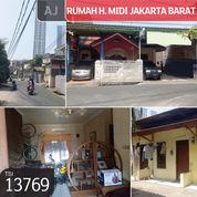 Rumah H. Midi, Jakarta Barat, 13x23m, 1 Lt, SHM (21480135) di Kota Jakarta Barat