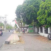 Rumah Pinggir Jalan Raya Dekat Kampus Umbul Harjo Luas 600m (21481303) di Kota Yogyakarta