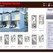 Rumah 2 Lantai Murah Terjangkau Dikawasan Elit Surabaya (21484371) di Kota Surabaya