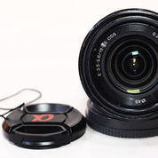 Sony E 18-55mm F.3.5-5.6 OSS Blackk