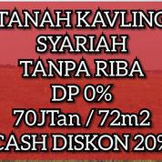 Tanah Kavling Syariah Tanpa DP Bebas Riba Di Bekasi (21485959) di Kota Bekasi
